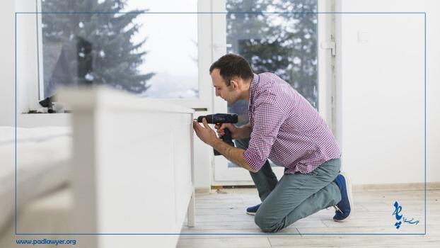 تعمیر آپارتمان  قوانین تعمیر آپارتمان و احتمال مزاحمت برای دیگران pad16